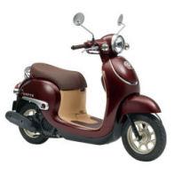 ジョルノ(50cc) クラッシックデザインを取入れたジョルノ。おシャレな20代女性を中心に、大人気のスクーターです。