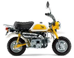 モンキー(50cc) 熱狂的なファンの多いモンキー